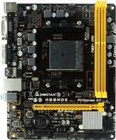 Biostar FM2+ A68MDE - DVI/VGA/µATX