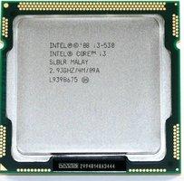 Intel Core i3-530 Socket: 1156