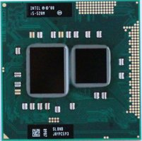 Intel Core i3-380M Socket: PGA988