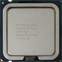 Intel Core 2 Duo E6850 Socket:  LGA775