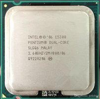 Intel Pentium E5300 Socket:  LGA775