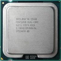 Intel Pentium E5400 Socket:  LGA775