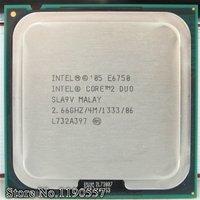 Intel Core 2 Duo E6750 Socket:  LGA775