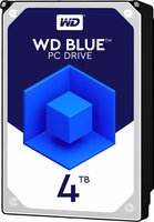 4,0TB WD Blue SATA3/64MB/5400rpm