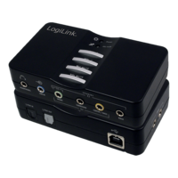 LogiLink Sound Box 7.1 USB Retail