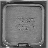 Intel Core 2 Duo E8200 Socket:  LGA775