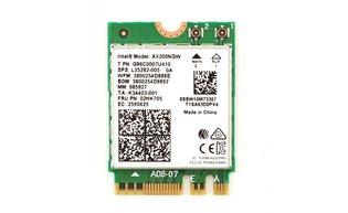 Intel WiFi 6 AX200 2400Mbps Dual Band