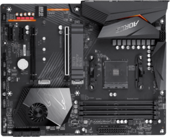 Gigabyte AM4 X570 AORUS ELITE - 2xM.2/HDMI/ATX