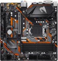 Gigabyte 1151 B365 M AORUS ELITE - 2xM.2/DP/HDMI/DVI/µATX