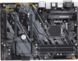 Gigabyte 1151 H370 HD3 - 2xM.2/HDMI/DVI/VGA/µATX