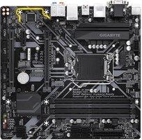 Gigabyte 1151 H370M D3H GSM - 2xM.2/HDMI/DVI/VGA/µATX