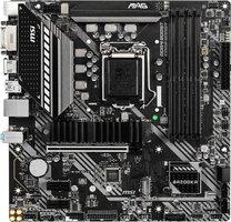 MSI 1200 MAG B460M Bazooka - 2xM.2/HDMI/DVI/µATX