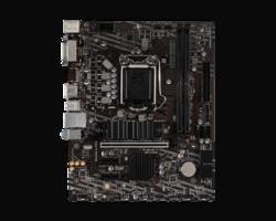 MSI 1200 B460M-A Pro - M.2/HDMI/DVI/µATX