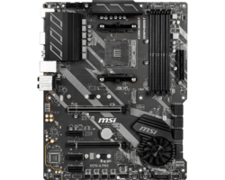 MSI AM4 X570-A PRO - 2xM.2/HDMI/ATX