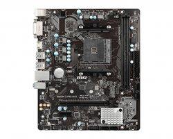 MSI AM4 B450M-A Pro MAX - M.2/HDMI/DVI/µATX
