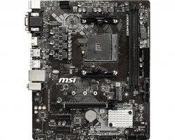 MSI AM4 B450M PRO-M2 MAX - M.2/HDMI/DVI/VGA/µATX