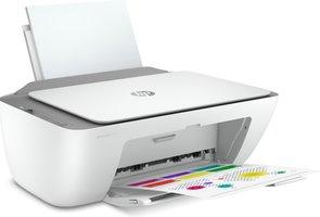 HP Deskjet 2720 AIO / WLAN / Wit-Grijs