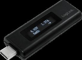 LogiLink Energiemeter 1-poort USB-C