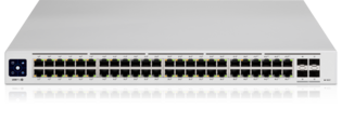 Ubiquiti USW-PRO-48-POE 48Port 1Gbit PoE+ Managed