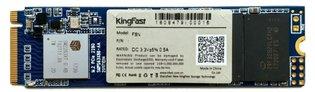 1TB M.2 PCIe NVMe Kingfast F8N 3D/TLC/2000/1800 Bulk