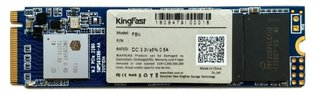512GB M.2 PCIe NVMe Kingfast F8N 3D/TLC/2000/1650 Bulk
