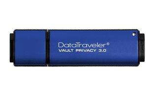 USB 3.0 FD 64GB Kingston DataTraveler Vault Privacy