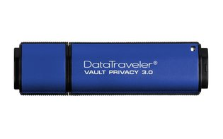 USB 3.0 FD 128GB Kingston DataTraveler Vault Privacy