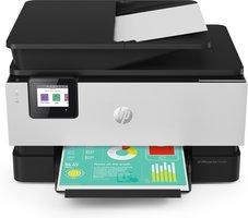 HP OfficeJet Pro9019 AIO / WLAN / LAN / FAX / Wi-Zw