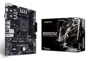 Biostar AM4 B550MH - M.2/HDMI/VGA/µATX
