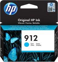 HP No.912 Cyaan 2,93ml (Origineel)