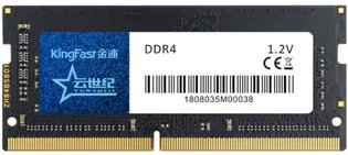 SO DIMM 16GB/DDR4 2666 Kingfast CL19 Bulk