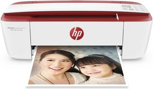 HP Deskjet 3764 AIO / WLAN / Wit-Rood