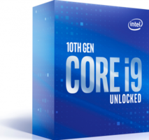 1200 Intel Core i9 10850K 125W / 3,6GHz / BOX /No Cooler