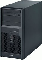 Fujitsu Esprimo P2560 - Intel C2D E7400 -4GB-250GB-DVD-Windows 10 Pro