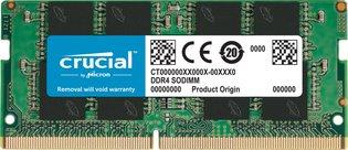 SO DIMM 16GB/DDR4 2666 Crucial CL19