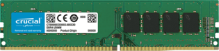 16GB DDR4/3200 Crucial CL22