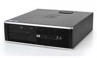 HP 6305 pro SFF AMD A55300B - 4GB - 240GB SSD - DVD-RW - Wind 10 Pro