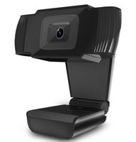 OEM Webcam HD 720P Retail - Zwart