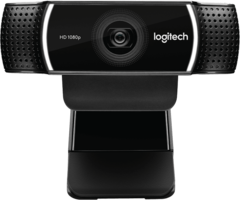 Logitech WebCam C922 5.0MP Retail