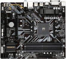 Gigabyte AM4 B450M DS3H V2 - M.2/HDMI/DVI/µATX