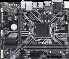 Gigabyte 1151 H310M S2H V/GBL/DDR4/USB3/µATX