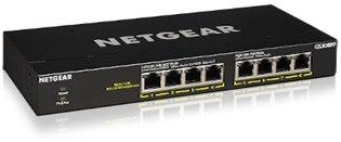 Netgear 8 Poort GS308PP-100EUS PoE+1GB