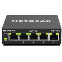 Netgear 5 Poort GS305E-100PES 1GB