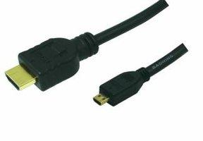 HDMI 1.4  HDMI micro 1.50m LogiLink