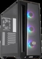 Cooler Master MB MB520 - TG/ARGB/USB3.2/Midi/ATX