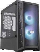Cooler Master MB MB311L - TG/ARGB/USB3.2/Mini/µATX