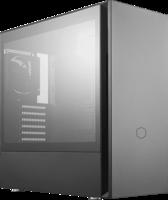 Cooler Master Silencio S600 - TG/USB3.2/Midi/ATX