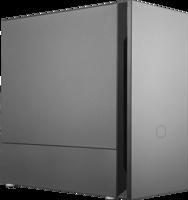 Cooler Master Silencio S400 - USB3.2/Midi/µATX