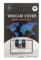 OEM Webcam Cover 2st. - Privacy schuifje - Retail