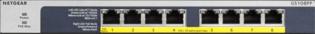 Netgear 8 Poort GS108PP-100EUS PoE+1GB